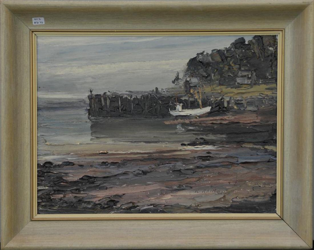 KELSEY RAYMOND (Canadian, 1926–2001) - 2