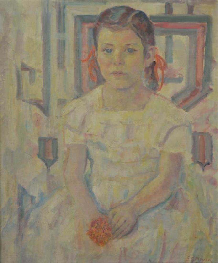 STANLEY GORDON MOYER (Canadian, 1887-1968)