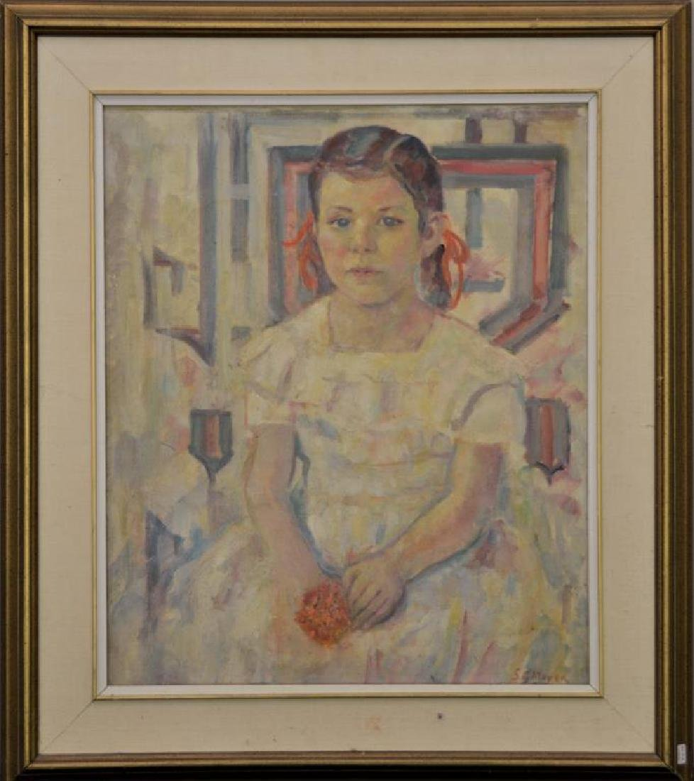 STANLEY GORDON MOYER (Canadian, 1887-1968) - 2