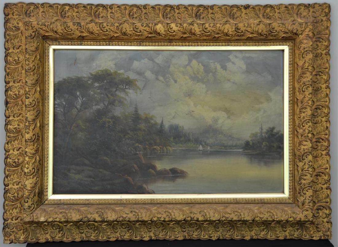 OCTAVIUS WHITE (Canadian, 1850-1931) - 2