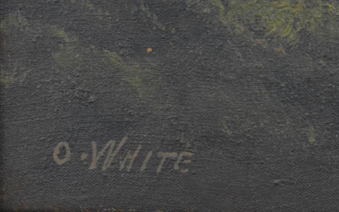 OCTAVIUS WHITE (Canadian, 1850-1931) - 3