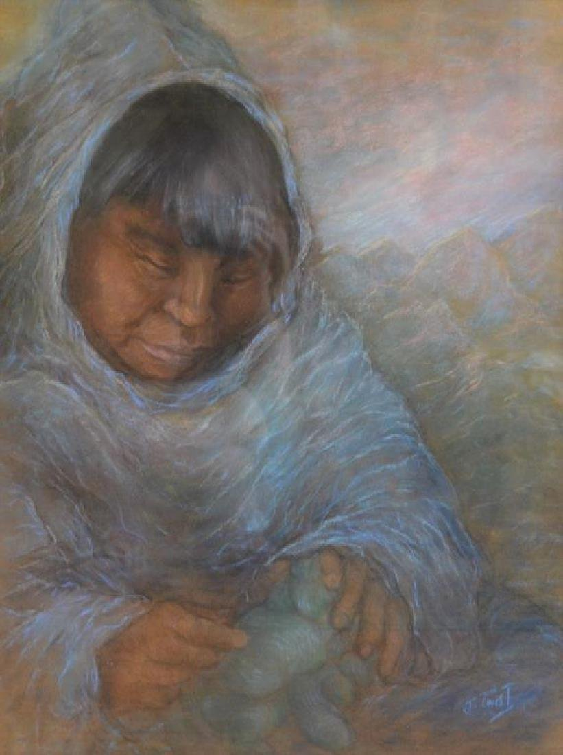 JEANNETTE (JEAN) HELEN TWIST (Canadian, b. 1910)