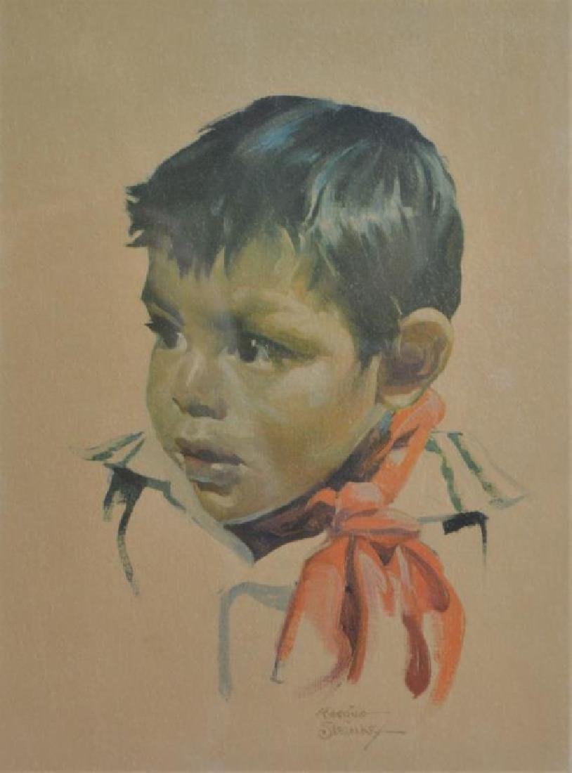 BETTINA STEINKE (American, 1913-1999)