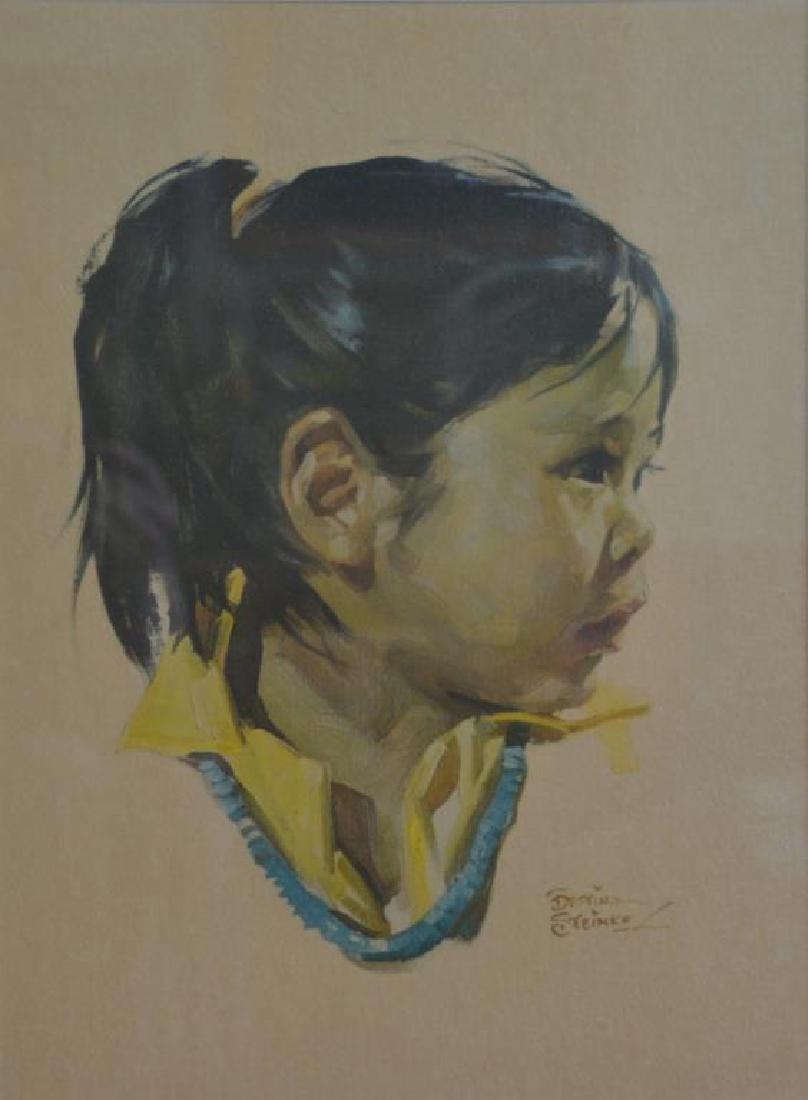 BETTINA STEINKE (American, 1913-1999) - 4