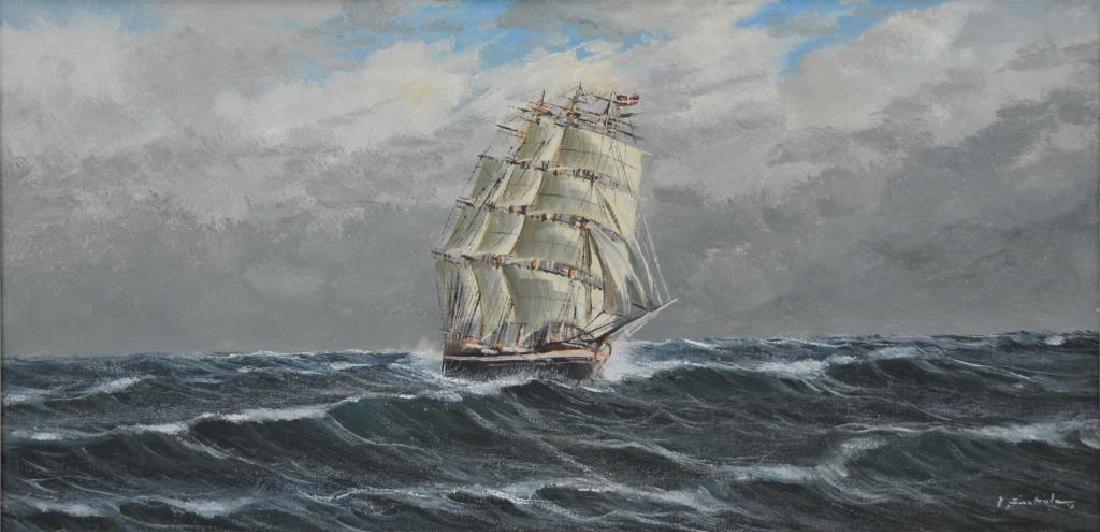 GUNTER SEEKATZ (b. 1928)