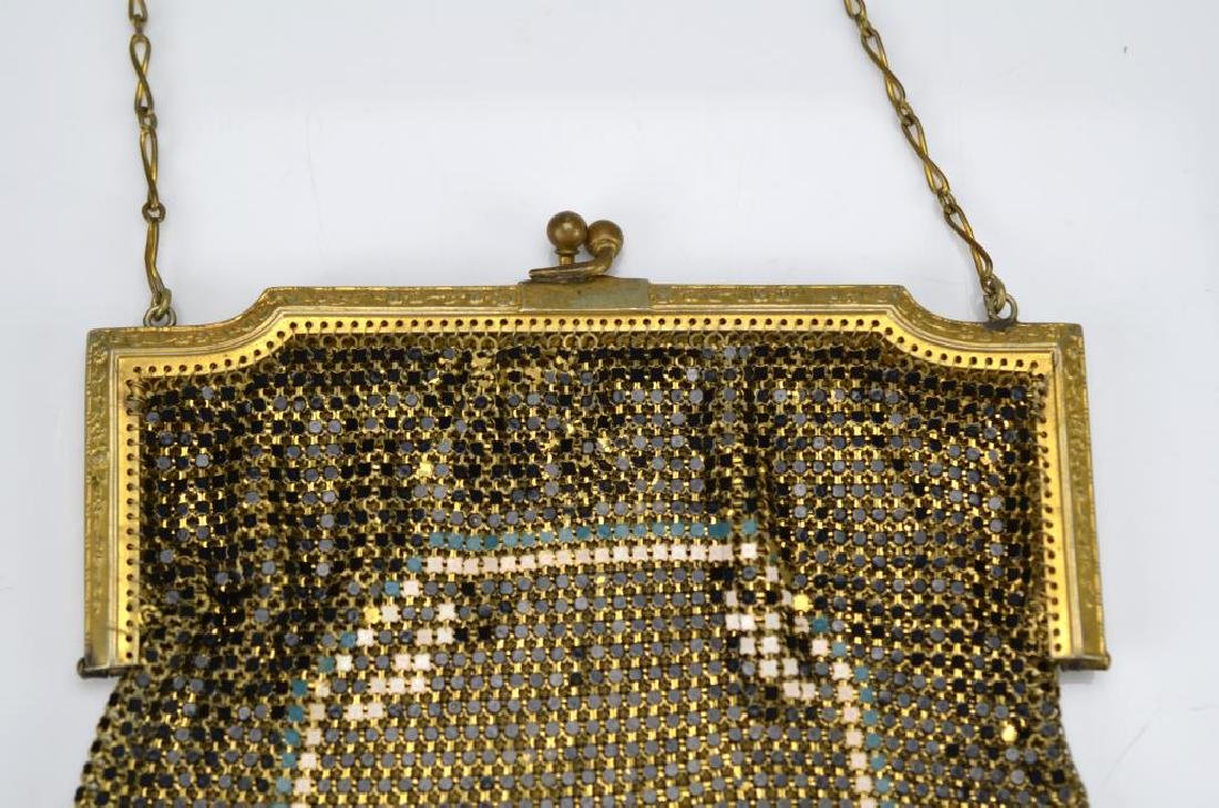 Whiting & Davis mesh purse - 2