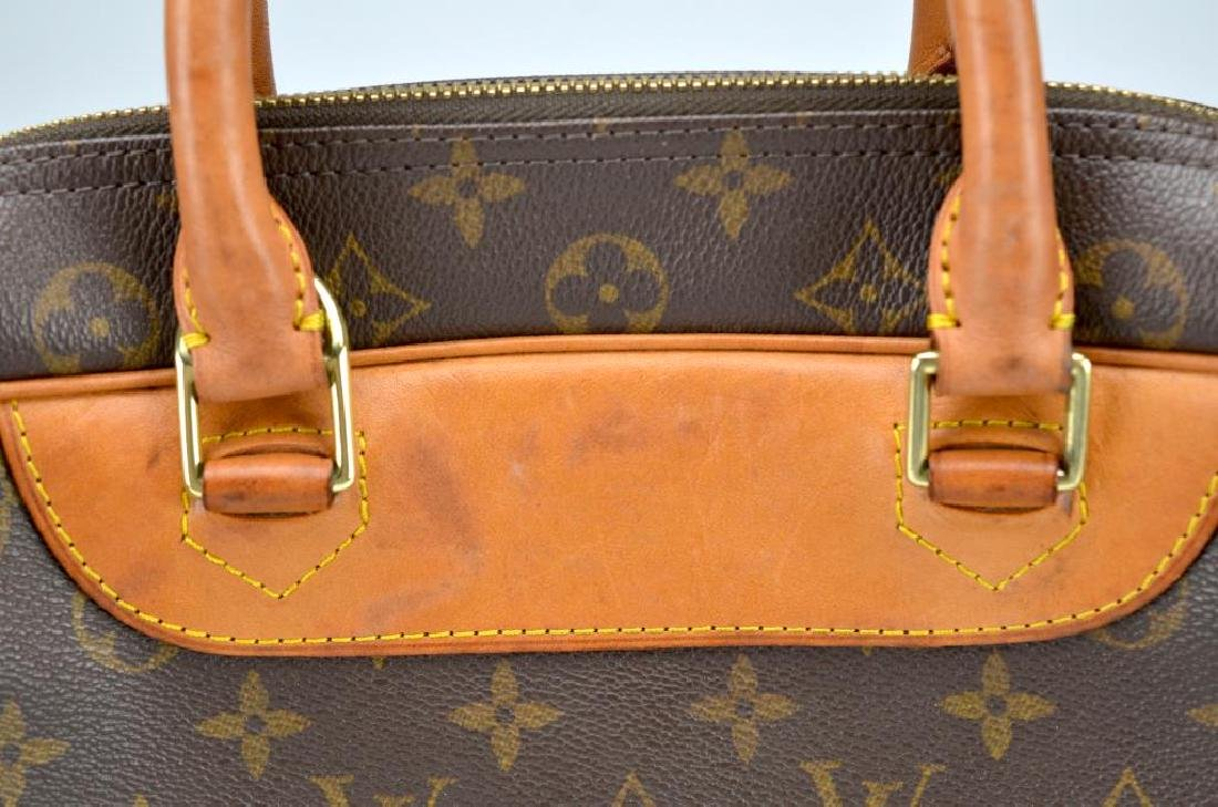 Monogrammed handbag marked for Louis Vuitton - 3