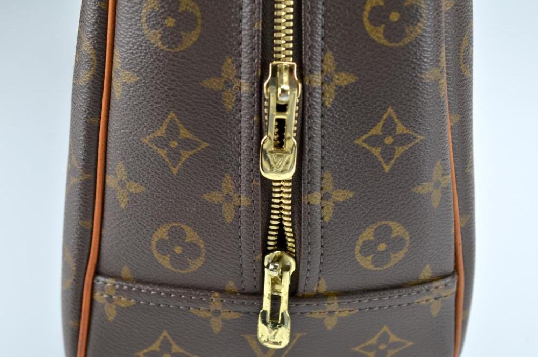 Monogrammed handbag marked for Louis Vuitton - 4