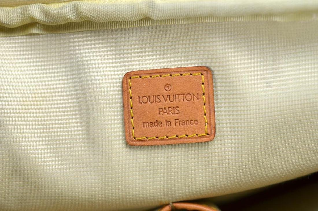 Monogrammed handbag marked for Louis Vuitton - 5