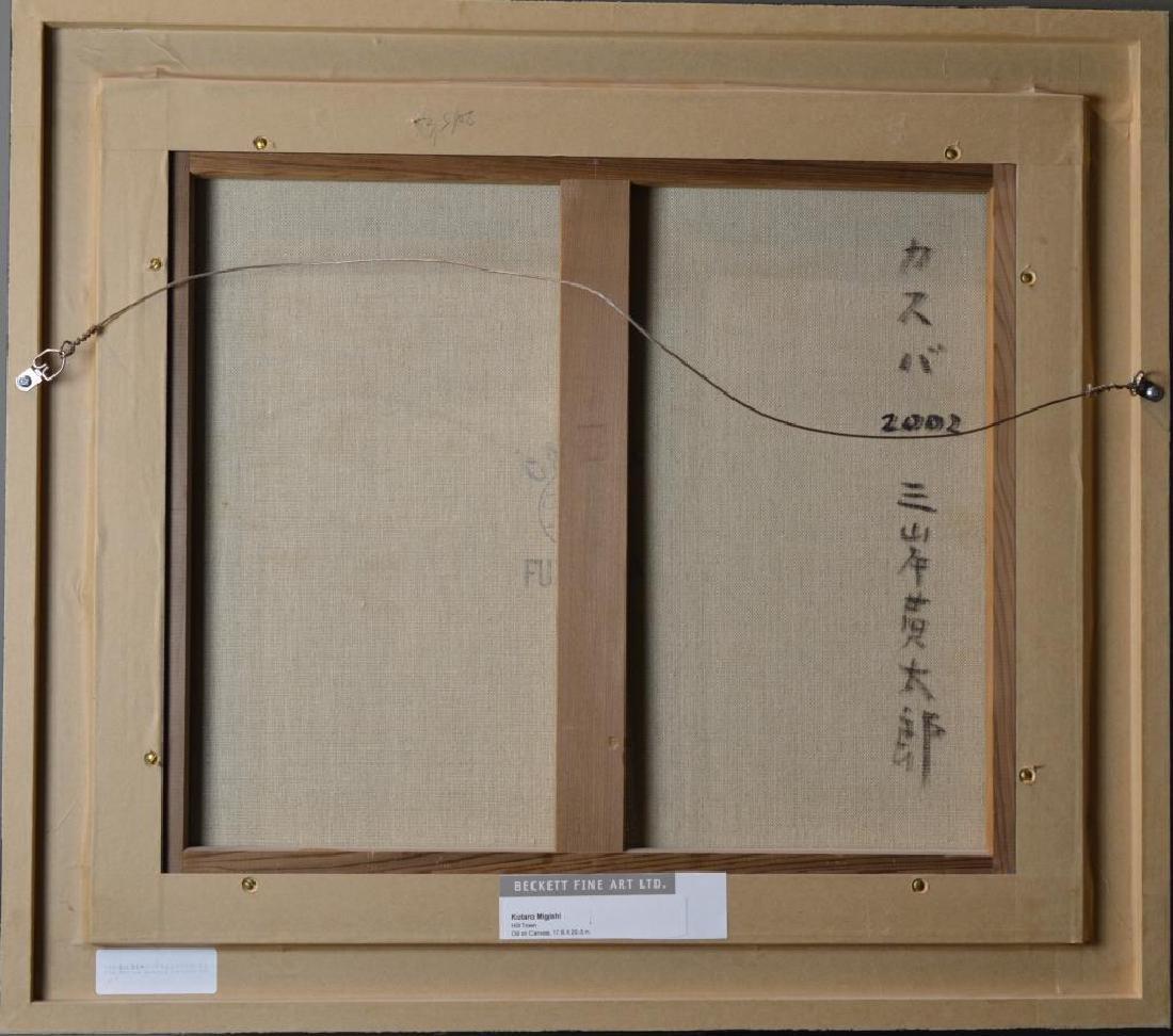 KOTARO MIGISHI (Japanese, 1903–1934) - 4