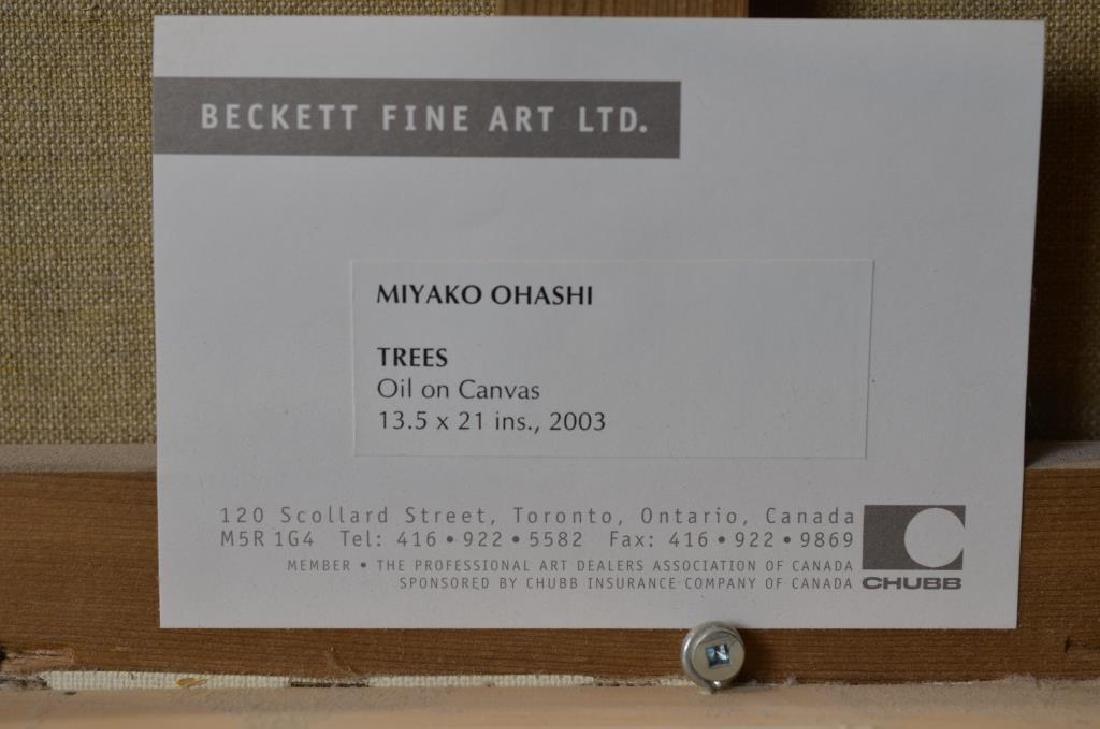 MIYAKO OHASHI (Japanese b. 1976) - 4