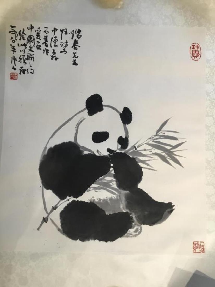 WU ZUOREN 吳作人 (1908-1997) - 4