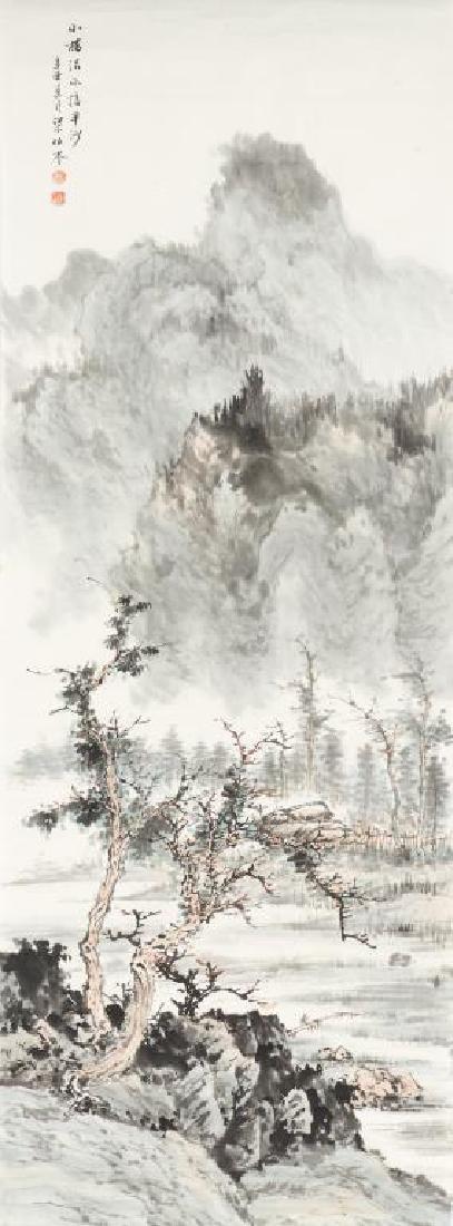 LIANG BOYU 梁伯譽 (1903-1978) COUNTRY