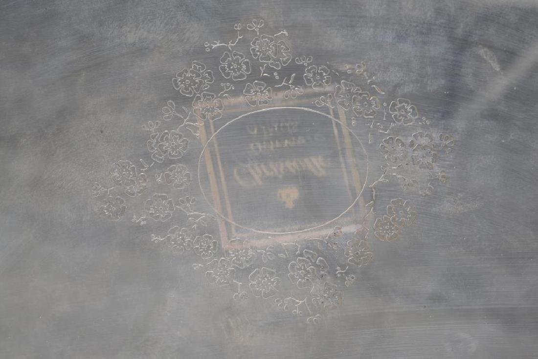CHRISTOFLE PARIS CASED SILVERPLATED VANITY SET - 5