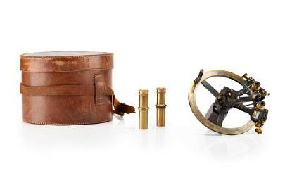 English marine navigation instrument