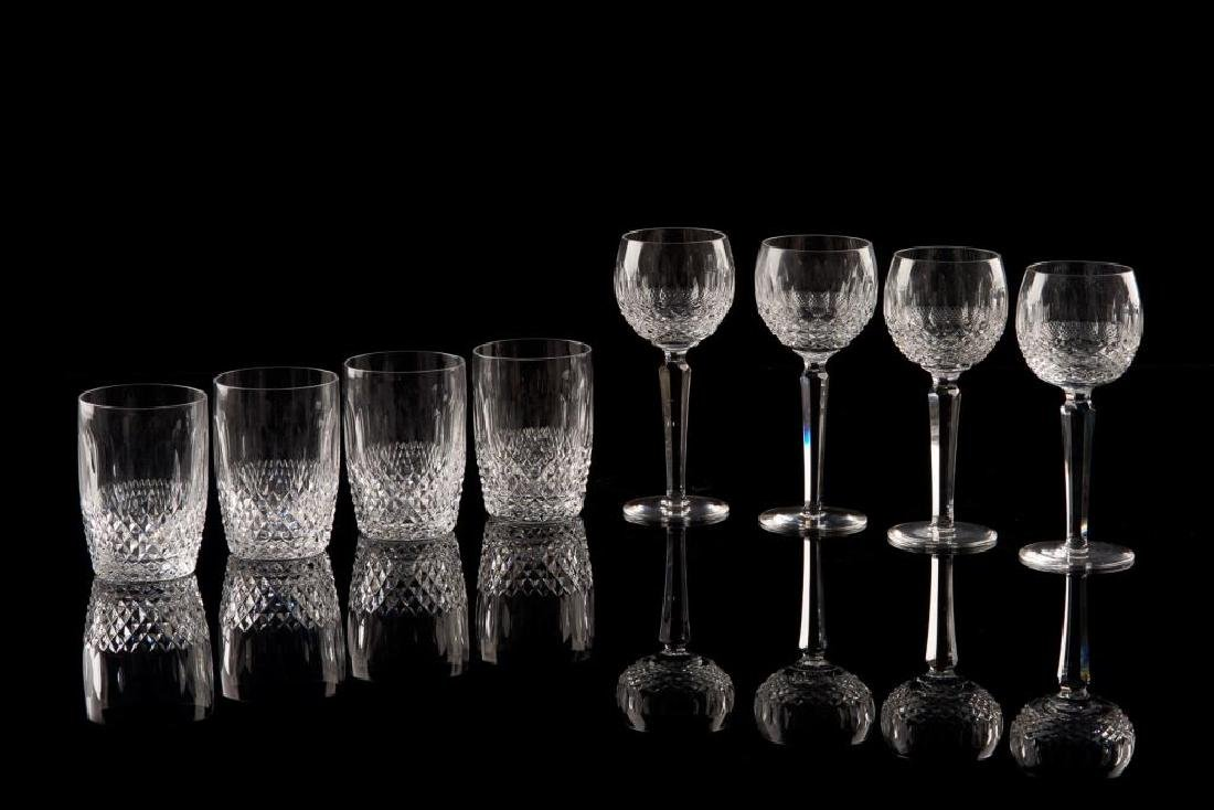 8 Waterford Colleen glasses