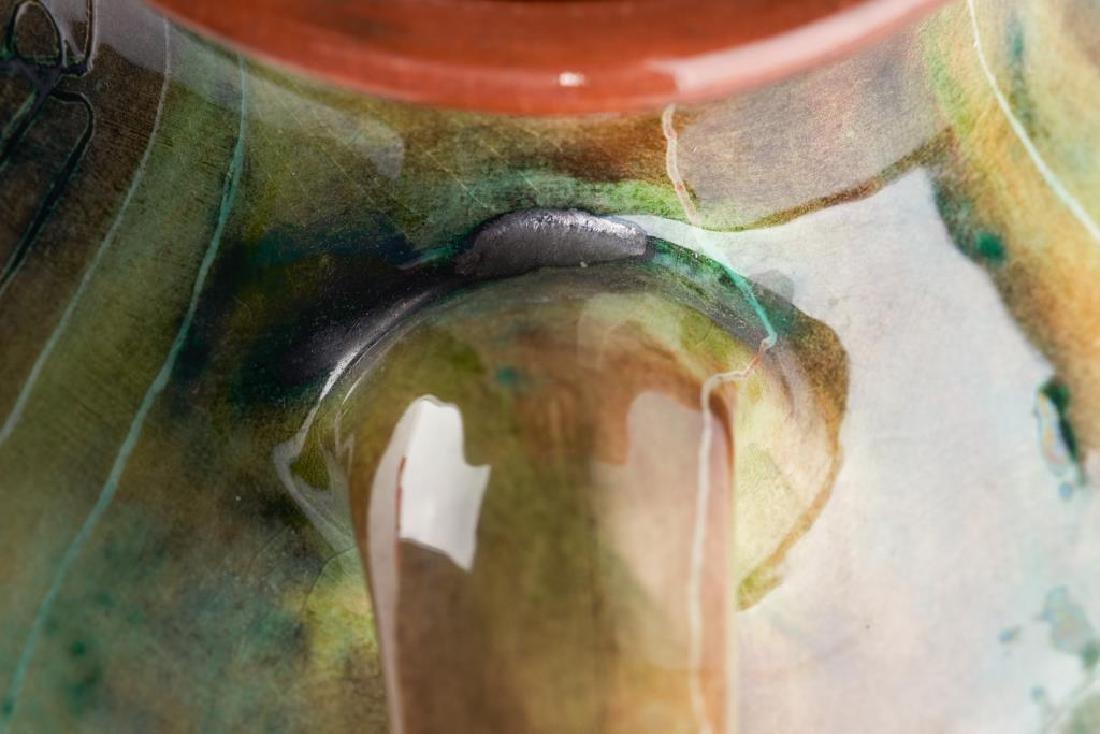 Theo & Susan Harlander pottery water jug - 2