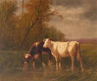 ATTRIB. EUGENE FROMENTIN (French, 1820-1876)