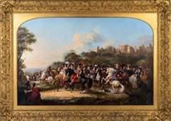 MANNER JAMES DIGMAN WINGFIELD (British, 1800-1872)