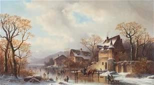 ANTON DOLL (Germany, 1826-1887)