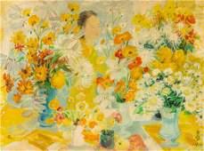 LE PHO (Vietnamese, 1907-2001), COMPOSITION