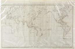 ROBERTS HENRY A GENERAL CHART 1784