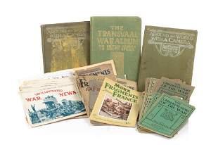 A GROUP OF MILITARY SOUVENIR PUBLICATIONS