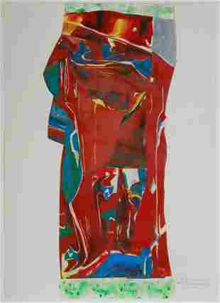 JOHN CHAMBERLAIN (American, 1927-2011)