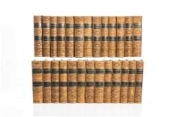 [BINDINGS] Sir Walter Scott. The Waverly Novels