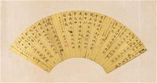 LIANG YAOSHU (1832-1888), CHEN ZHIHONG, CHEN RUBO