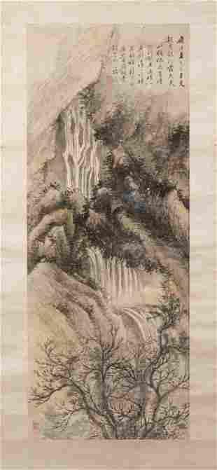 HUANG SHAOMEI (1886-1940), ZHANG GUCHU (1894-1965)