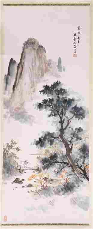 ZHANG SHAOSHI 張韶石 (1913-1991)