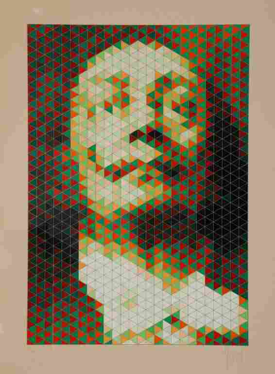 YVARAL (JEAN-PIERRE VASARELY) (French, 1934-2002)