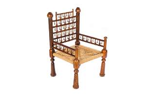 SMALL PERSIAN CHAIR