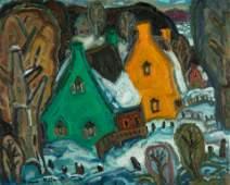 PIERRE BEDARD (Canadian, b. 1960)