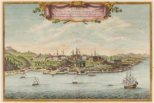[PRINTS-HISTORIC] QUEBEC CITY