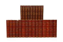 [BINDINGS] 2 SETS SOLD TOGETHER 24 VOLUMES