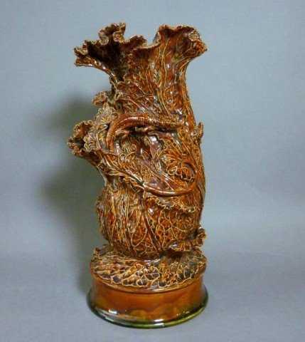 1256 Royal Doulton Vase By Mark V Marshall