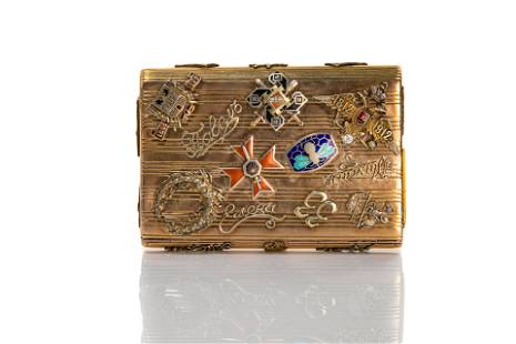 RUSSIAN GOLD CASE, 230g