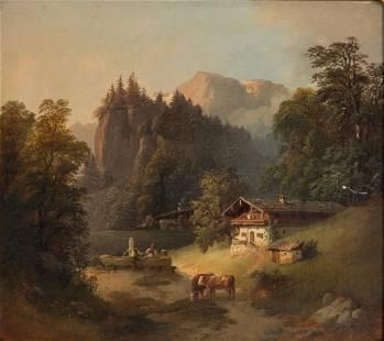 GUSTAV BARBARINI (Austrian, 1840-1909)