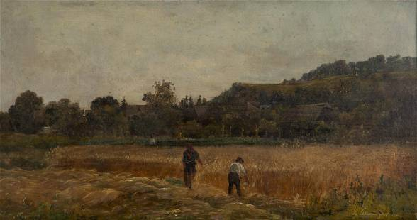 IGNAZ ELLMINGER (Austrian, 1843-1894)