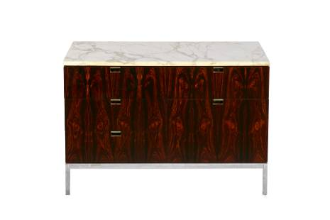 MCM FLORENCE KNOLL ROSEWOOD CREDENZA