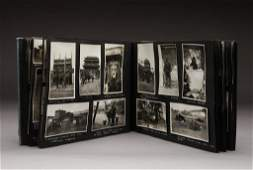 1166 EARLY 20TH CEN CHINESE PHOTO ALBUM