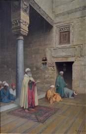 3142: ENRICO TARENGHI (Italian, 1848-1938)