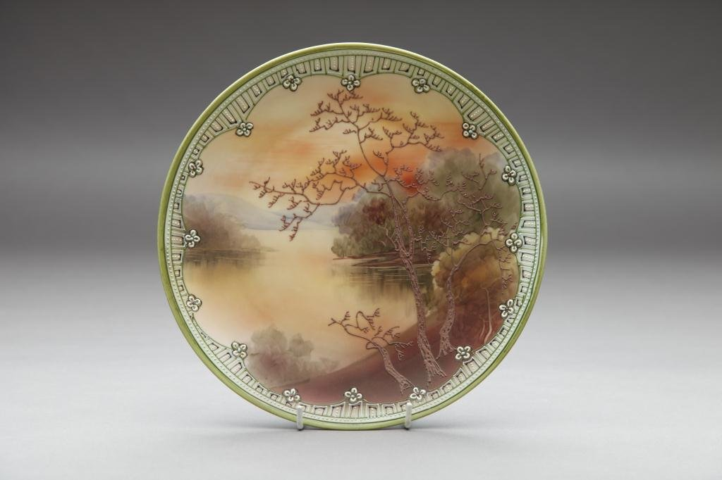 2006: NIPPON HAND PAINTED PLAQUE
