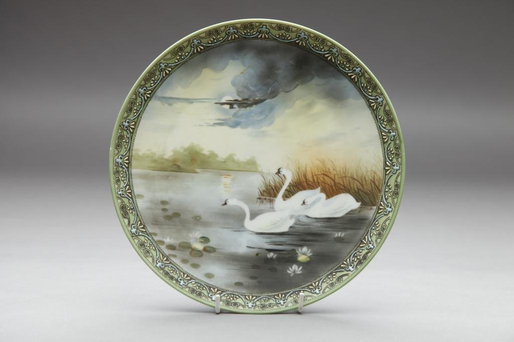 2007: NIPPON HAND PAINTED PLAQUE