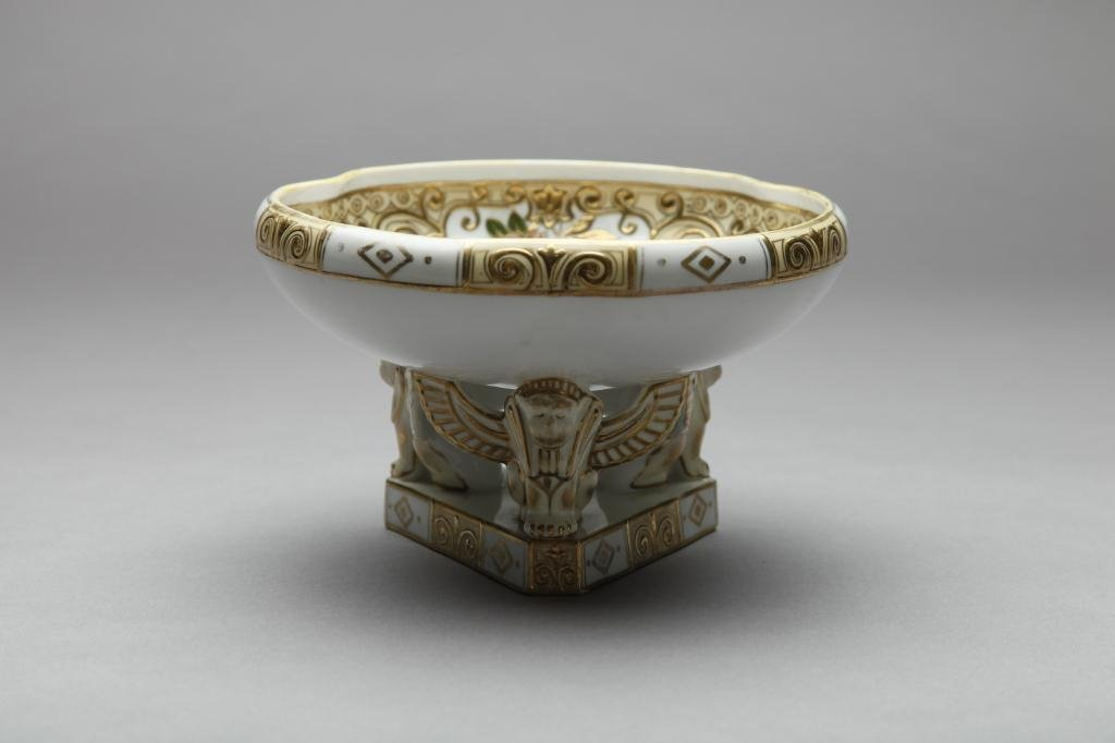 2018: NIPPON EGYPTIAN REVIVAL CENTREPIECE