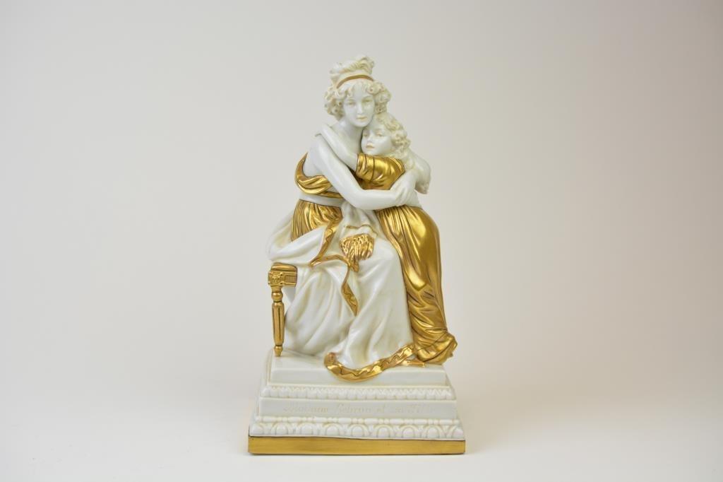 Paris Porcelain Figural Group
