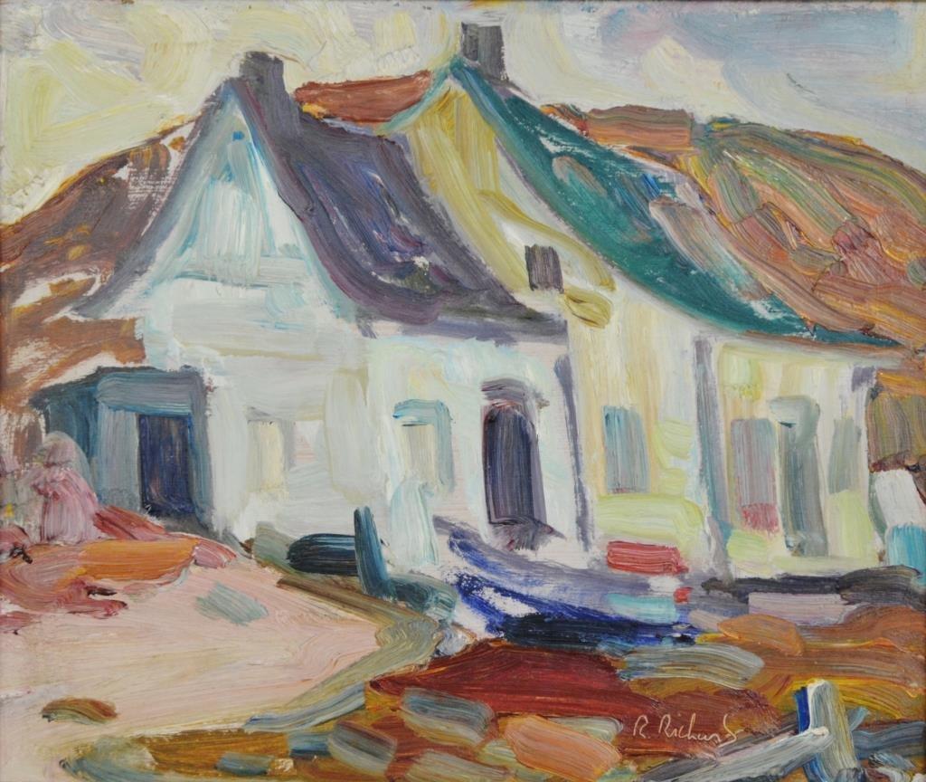 Rene Jean RICHARD (Canadian 1895 - 1982)