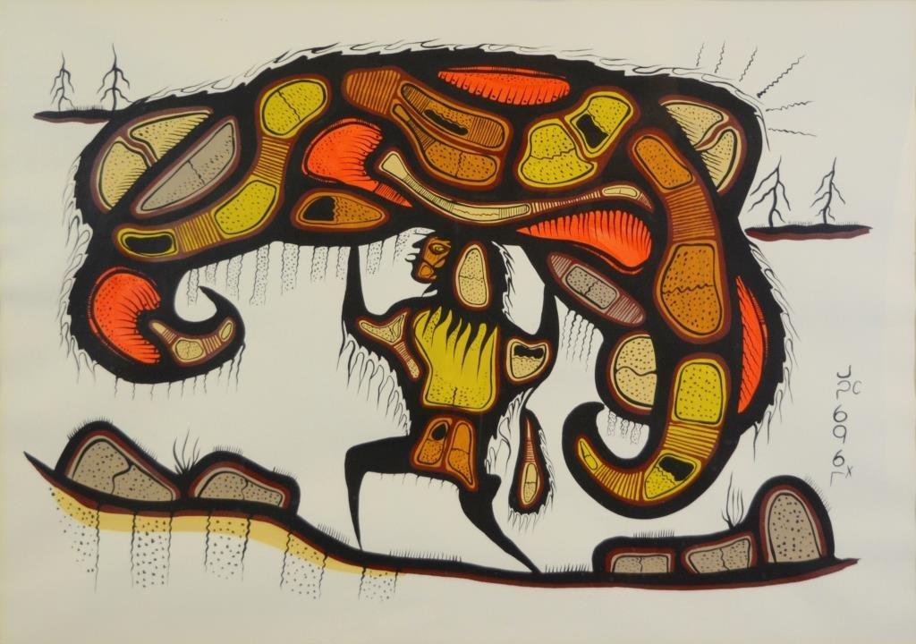 Joshim KAKEGAMIC (Canadian 1952 - 1993)